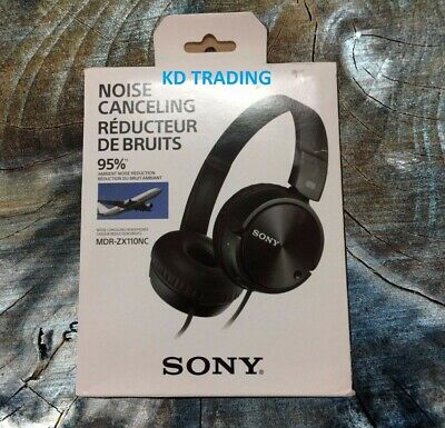 Sony Genuine Mdr-Zx110Nc Noise Cancelling Headphone Mdrzx110Nc - New