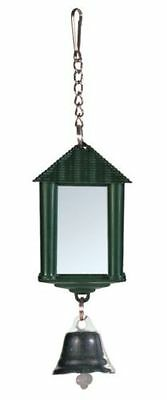 Trixie Lantern Mirror with Bell - BUDGIE, CANARY or SMALL BIRDS Various Colours