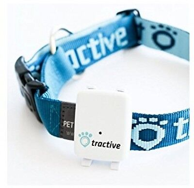 Tractive GPS Pet Tracker Never Loose Your Friend RRP79.99 Brand New In Box