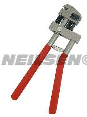 TOOLZONE Tools 5mm Panel Flanging Joggler & Punch, Punching Tool NEW AU051