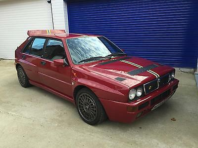 Lancia Delta Integrale Evo 2 Final Edition