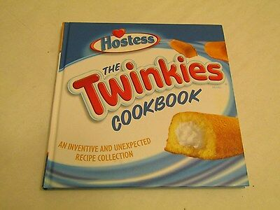 Hostess The Twinkies Cookbook (Hardcover)