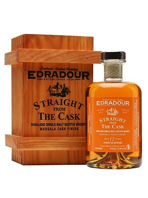 Edradour 13yo 2002 Marsala Single Malt Scotch Whisky 500ml