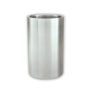Wine Cooler Insulated Satin Finish Stainless Steel