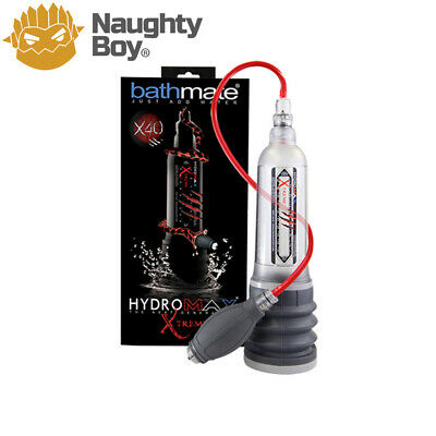 Bathmate Hydromax Xtreme X40 Hydro Kit  From Naughty Boy