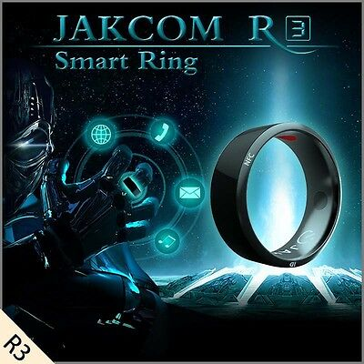 JAKCOM R3 smart ring hot sale with screen for iphone 6 protector lenovo a7000
