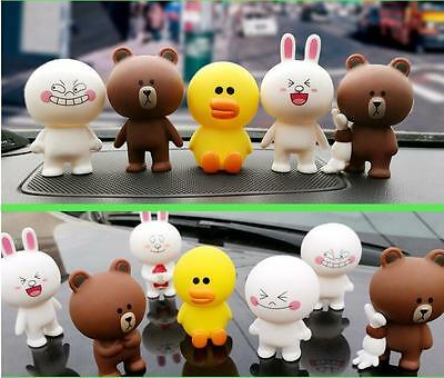 Cute Plastic Dancing Toys For Table Desk Home Car Decor Kids Gifts