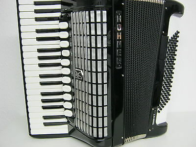 Akkordeon HOHNER Tango IV T 96 Bass ! Made in Germany