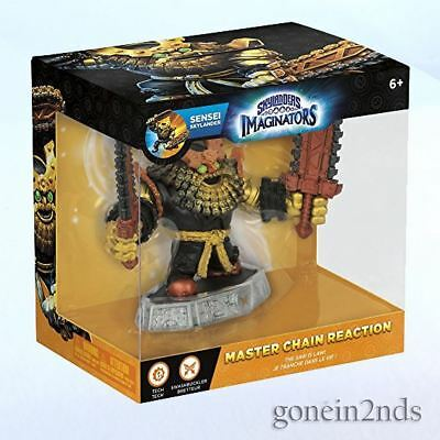 Skylanders Imaginators - CHAIN REACTION SENSEI FIGURE *New and sealed*