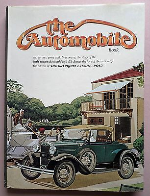The Automobile Book, by the editors of The Saturday Evening Post.