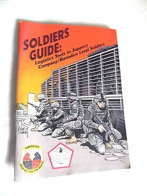 Army Book Magazine Soldiers' Guide Tools For Company/Battalion Level April 2007