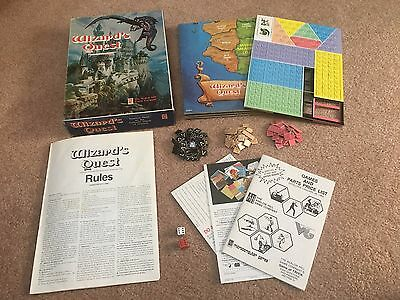 Wizard Quest  Vintage Game 1979  Trolls  Wizards  Witches   Magic