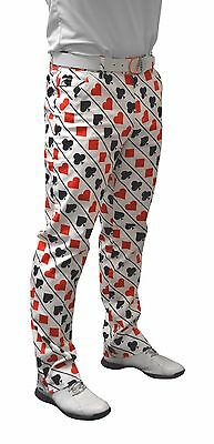 Royal & Awesome Fore of a Kind Golf Trousers   34 Waist 32 Leg