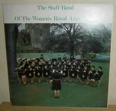 Staff Band Women's Royal Army Corps: Same Title.Private Press Lyn 4514