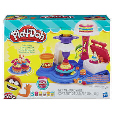 Cake Party Creations Set Toy Learning Baby Toddler Kids Boys Girls Fun