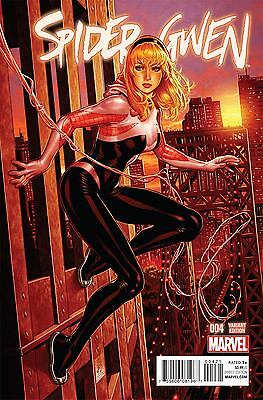 Spider-Gwen #4 Nyc Cover Variant (Marvel Comics 2015) Spider-Man
