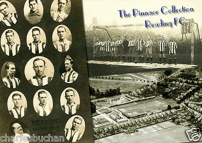 (Pinnace) - New Football Book - Reading FC In The 1920's