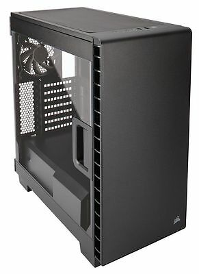 Corsair Carbide Series 400C Mid Tower ATX Gaming Computer PC Case With Window 5.