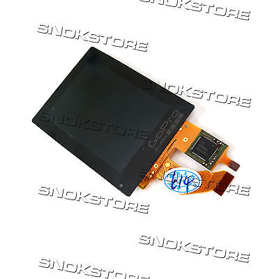 NEW Full LCD Display Screen for GoPro Hero 4 Video Camera Repair Part + Touch