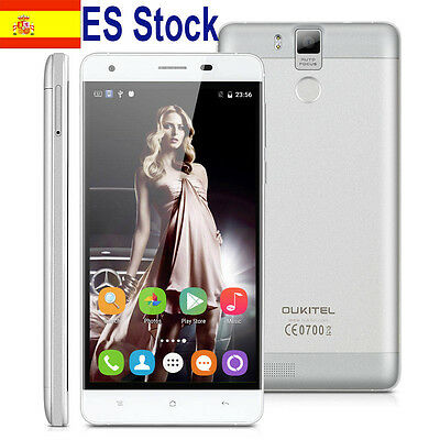 "Smartphone Móvil OctaCore 32GB+3GB 5.5"" OUKITEL K6000 Pro Android 6.0 4G 6000mAh"