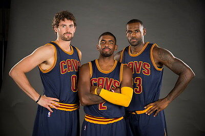 """017 Kevin Love - Cleveland Cavaliers NBA MVP 21""""x14"""" Poster"""