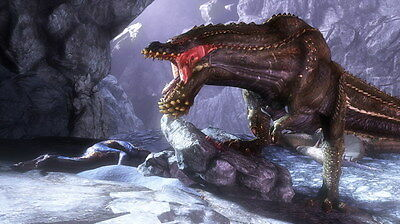 """026 Monster Hunter - Moster Fight Game 24""""x14"""" Poster"""