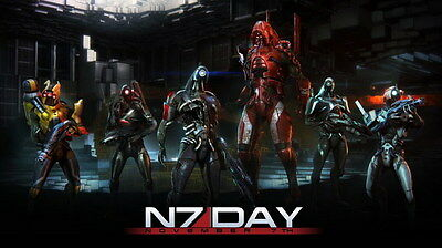 """055 Mass Effect 4 - Andromeda ME Fighting Shooting Game 42""""x24"""" Poster"""