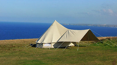 Small Awning for 4M Bell Tent