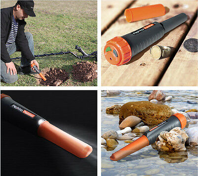 Nokta Water-Proof Pinpointer. Pinpointing Metal Detector
