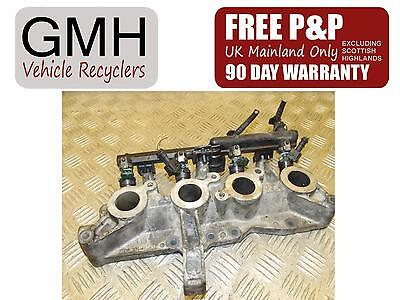 Renault Clio 1.4 Petrol Fuel Injection Rail With Cover  7700104152  1996-1998▲