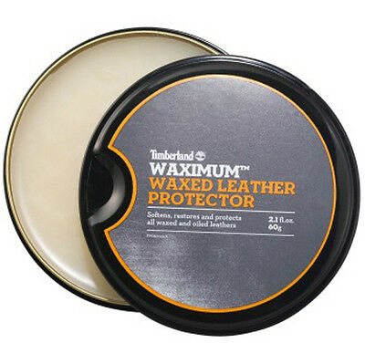 Timberland Waximum Waxed Leather Wax Protector leather for Boots & Shoes