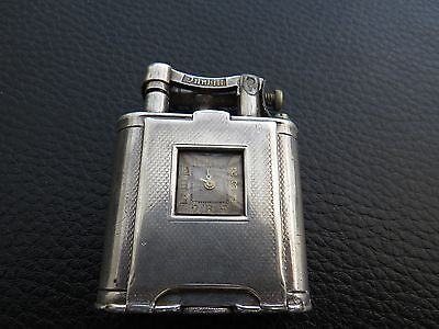 Solid Silver Dunhill Unique Lighter 1928