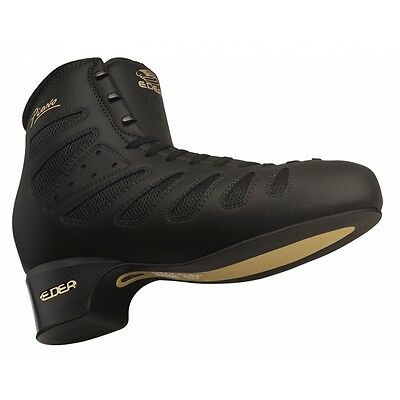Edea Piano senior Figure Skates black BOOT ONLY - 270C - Free Postage - LAST ONE