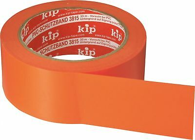 PVC Klebeband 50mm x 33m orange Premium