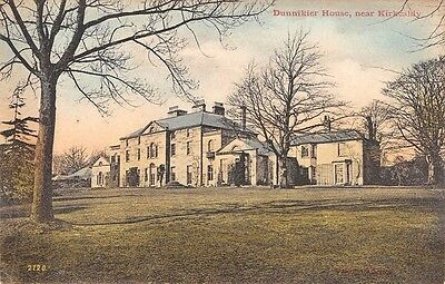 Scotland - DUNNIKIER Country House near Kirkcaldy, Fifeshire