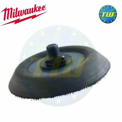 Milwaukee Replacement Polishing Disc Backing Pad Velcro 75mm M12BPS 4932430488