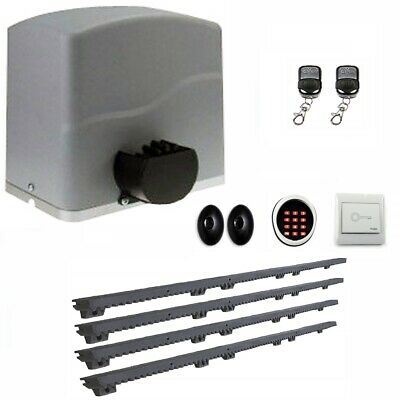 ALEKO Accessory Kit Sliding Gear Rack Driven Opener For Gate Up To 55-ft 2400-lb