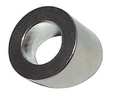 """Stainless Steel 30-Degree Angled Washer For 1/8"""" & 3/16"""" Cable Railing"""
