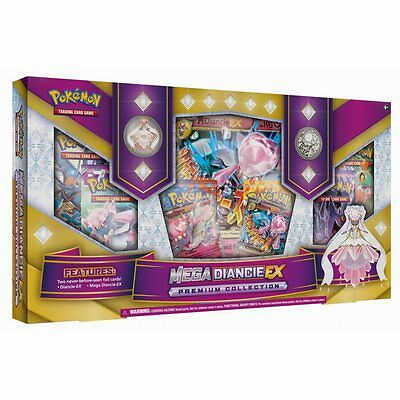 POKEMON XY * Mega Diancie EX Premium Collection