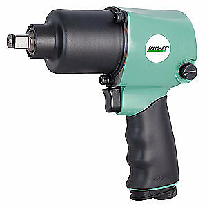 SPEEDAIRE Air Impact Wrench,1/2 In Drive, 21AA49