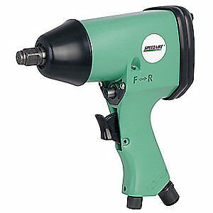 SPEEDAIRE Air Impact Wrench,1/2 In Drive, 21AA48