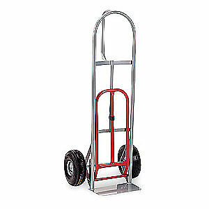 DAYTON Steel Hand Truck Nose Plate Extension, 6W851
