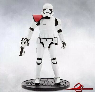 First Order Stormtrooper Officer Elite Series Diecast Figure 6 1/2'' Star Wars