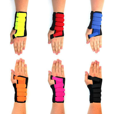 New Solace Bracing Orthopaedic Neoprene Golfing Injury Hand Wrist Support Brace
