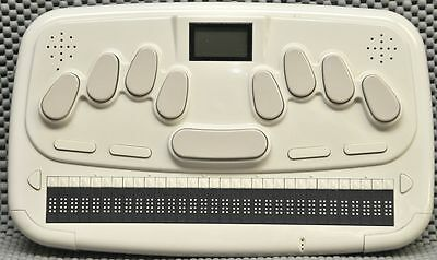 HIMS Braille Sense H-200 PDA for blind works great freshly serviced 32 cell disp