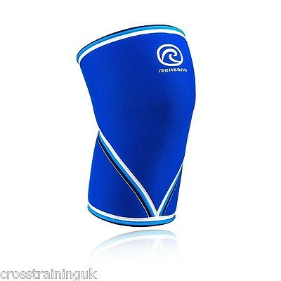 Rehband Classic Original 7mm Blue Knee Cap CrossFit  series