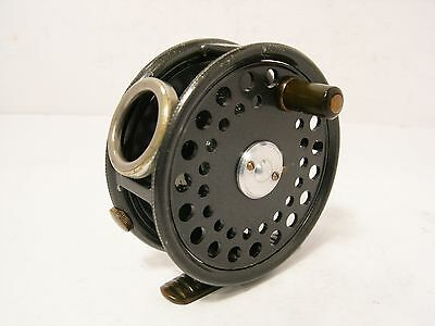 "Vintage Hardy St George 3"" Alloy Trout Fishing Reel - Retaining Well...."