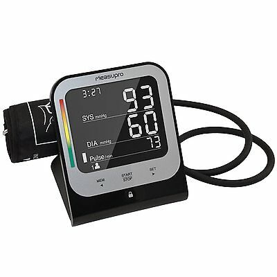Z Pro Touch Digital Upper Arm Blood Pressure Monitor With Heart Rate Detector