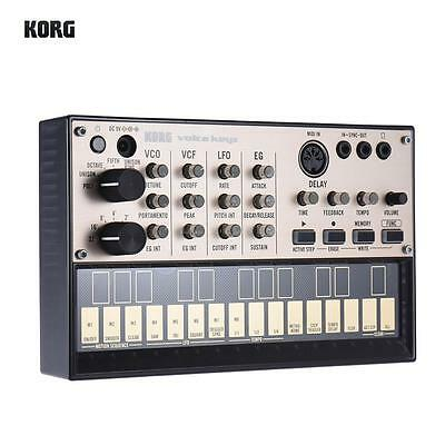 KORG VOLCA KEYS Analog Delay Effect Loop Sequencer Synthesizer Portable H1C2