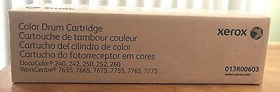 New 13R603 Xerox OEM DocuColor 240|250|260 Color (CMY) Drum Cartridge